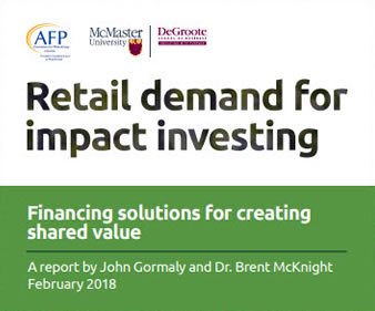 Retail Demand for Impact Investing